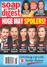 Soap Opera Digest May 03, 2021 Issue Cover