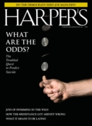 Harper's August 01, 2021 Issue Cover