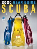 Scuba Diving March 01, 2020 Issue Cover