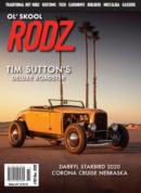 Ol' Skool Rodz November 01, 2020 Issue Cover