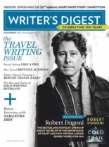Writer's Digest July 01, 2020 Issue Cover