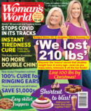 Woman's World September 27, 2021 Issue Cover