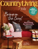 Country Living November 01, 2021 Issue Cover