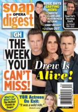 Soap Opera Digest August 23, 2021 Issue Cover