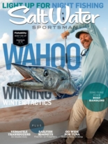 Salt Water Sportsman | 11/1/2020 Cover