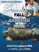 Salt Water Sportsman September 01, 2021 Issue Cover