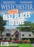 Westchester Magazine October 01, 2021 Issue Cover