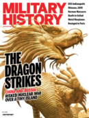 Military History July 01, 2021 Issue Cover