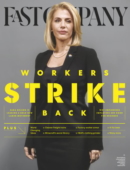 Fast Company May 01, 2021 Issue Cover