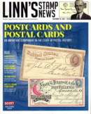 Linn's Stamp News Monthly | 11/16/2020 Cover