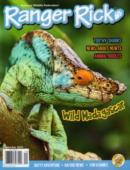 Ranger Rick September 01, 2021 Issue Cover