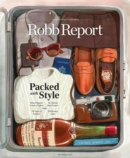Robb Report September 01, 2021 Issue Cover