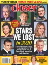 Closer | 1/2021 Cover
