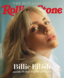 Rolling Stone July 01, 2021 Issue Cover