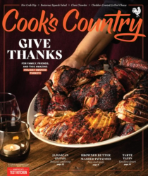 Cook's Country October 01, 2021 Issue Cover