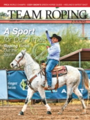 The Team Roping Journal | 1/2021 Cover