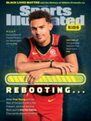 Sports Illustrated Kids July 01, 2020 Issue Cover