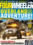 Four Wheeler November 01, 2021 Issue Cover