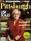 Pittsburgh Magazine January 01, 2021 Issue Cover