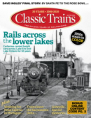 Classic Trains September 01, 2021 Issue Cover
