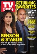 TV Guide September 13, 2021 Issue Cover