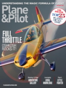 Plane & Pilot October 01, 2021 Issue Cover